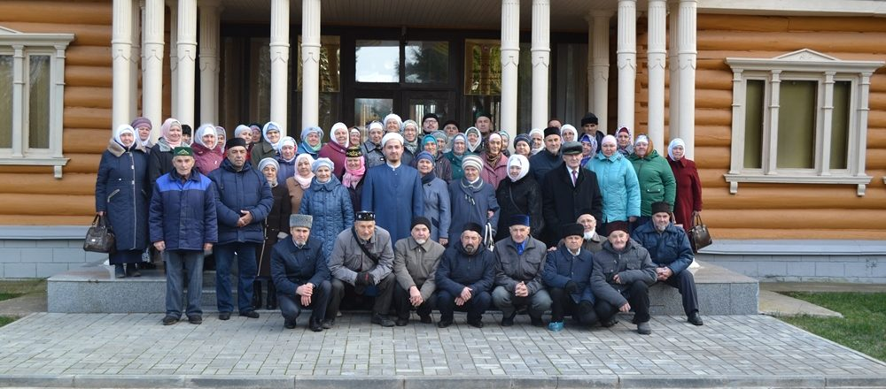 Scientific and practical conference of mukhtasibat in the museum